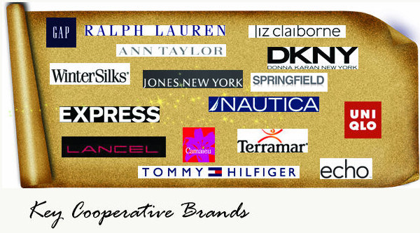 KEY COOPERATIVE BRANDS